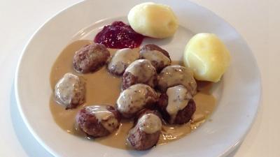 スウェーデン ミートボール