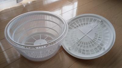 コルクさん[3]が投稿したTOKIG サラダスピナー・ホワイトの写真