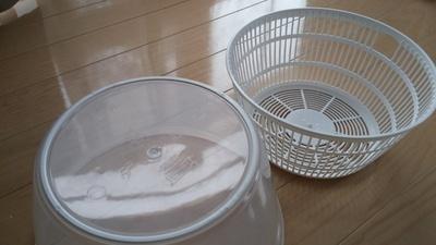 コルクさん[4]が投稿したTOKIG サラダスピナー・ホワイトの写真