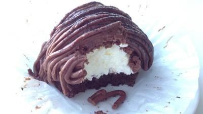 (名無し)さん[3]が投稿した生チョコモンブランの写真