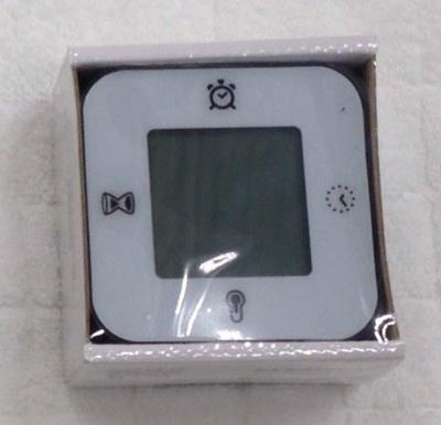 (名無し)さん[3]が投稿したLÖTTORP 置き時計/温度計/アラーム/タイマーの写真