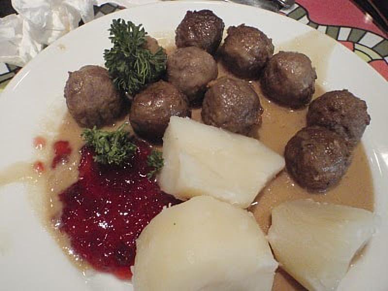 [5]が投稿したスウェーデン ミートボールの写真