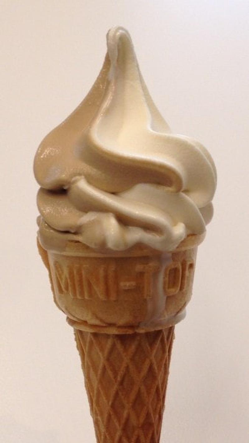 [2]が投稿したモカソフトクリームの写真