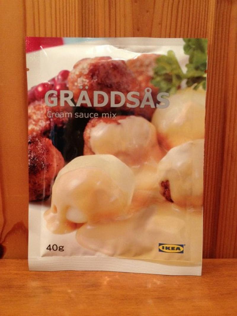 [2]が投稿したGRÄDDSÅS クリームソース ミックスの写真