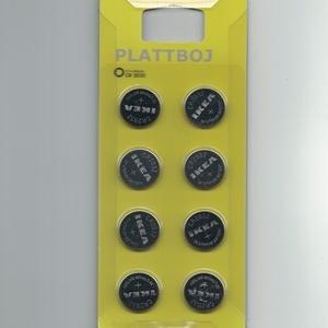 PLATTBOJ リチウム電池