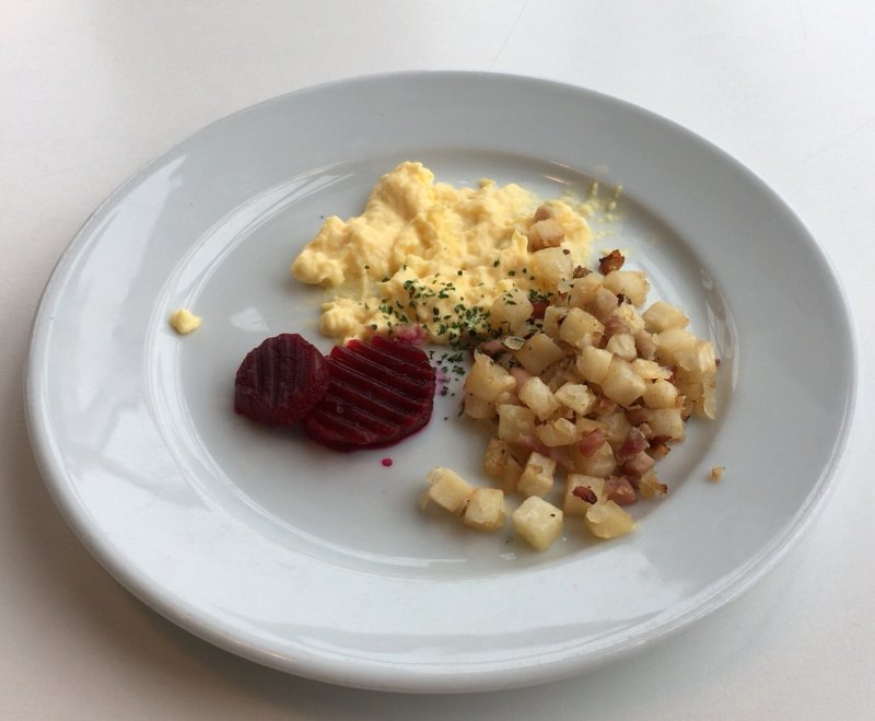 [2]が投稿した朝食プレートの写真