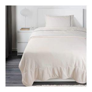 VITGROE 毛布  ホワイト